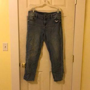 soho bf jeans